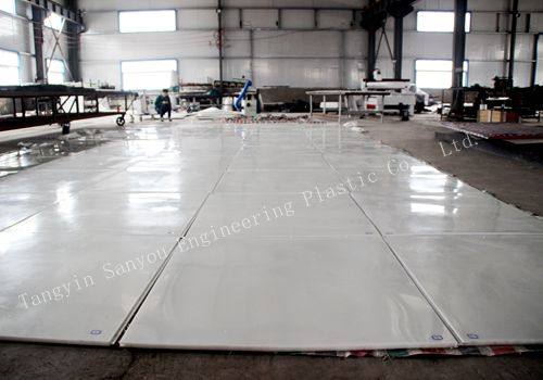 synthetic ice rink price